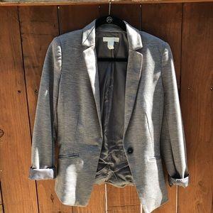 (3 for $15) H&M Grey Blazer